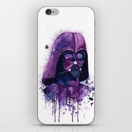 I find your lack of face disturbing iPhone Skin