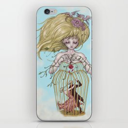 Lucy in the Sky iPhone Skin