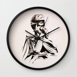 Napoleon's Wife (Napoleon III) Wall Clock