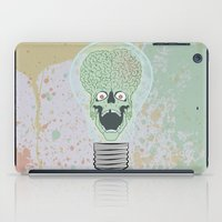 toddler iPad Cases featuring Think Martian  by Geekleetist