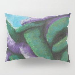 Buddleia abstract Pillow Sham