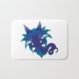 Nightshade Baby Dragon Bath Mat