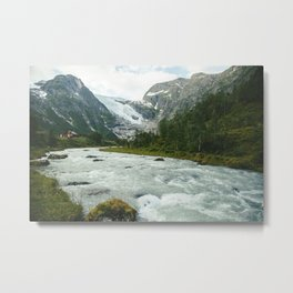 Norway IX Metal Print