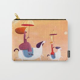 walk of princes Carry-All Pouch