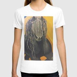 Yellow Horse T-shirt