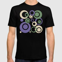 Retro Bubbles #1 T-shirt