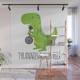 Tyrannosaurus Flex Wall Mural