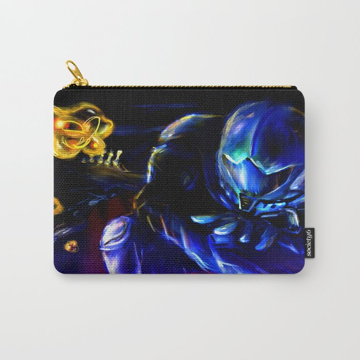 Metroid Metal: Sector 1 Carry-All Pouch