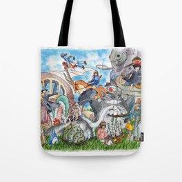 Studio Ghibli Tote Bag