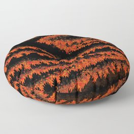 Foliage Dreams Floor Pillow