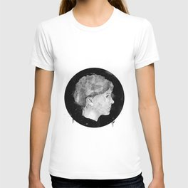 Mugshot The Girl T-shirt