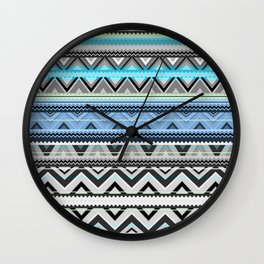 Mix #76 - Double Size Wall Clock