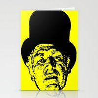 literature Stationery Cards featuring Outlaws of Literature (Ken Kesey) by Silvio Ledbetter
