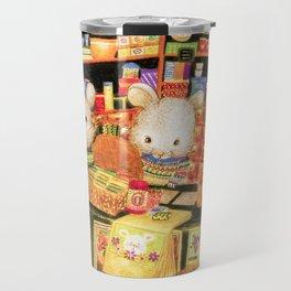 Taiwan Komori Mice Travel Mug