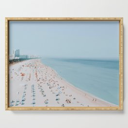 Miami Beach Serving Tray