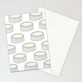 Goat Cheese Stationery Cards