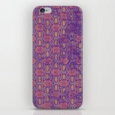 Distressed Spring Pattern iPhone & iPod Skin