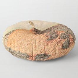 Sandy Namibia Floor Pillow