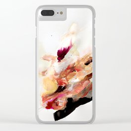 Day 8: The beauty of humanity + the ugliness of humans. Clear iPhone Case