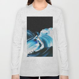 SAPPHIRES & SUFFOCATORS Long Sleeve T-shirt