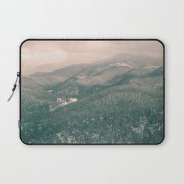 West Virginia Mountains Laptop Sleeve