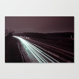 the trails Canvas Print