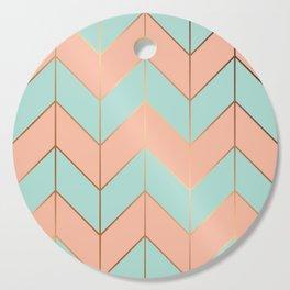 Marble Geometry 059 Cutting Board