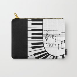 Piano keys I Carry-All Pouch