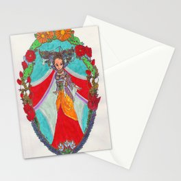 Queen of the Tundra Stationery Cards