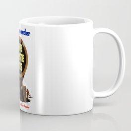 For Gunpowder Save Waste Fats -- WWII Coffee Mug