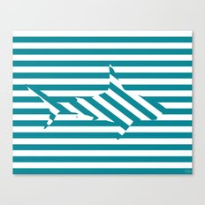 Shark 2 Canvas Print
