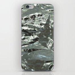 Holo-foil iPhone Skin