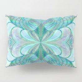 Abalone Shell Nautilus Kalidescope Pillow Sham