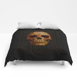 Sugar skull Comforters