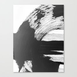 Black and White Gallery Wall Art Canvas Print