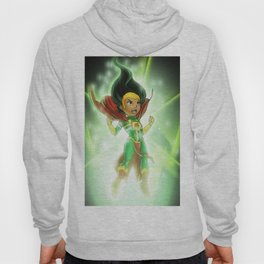 Super Dominica Power up Hoody