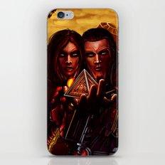 SWTOR - Sith twins selfie iPhone & iPod Skin