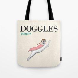 Doggles Tote Bag