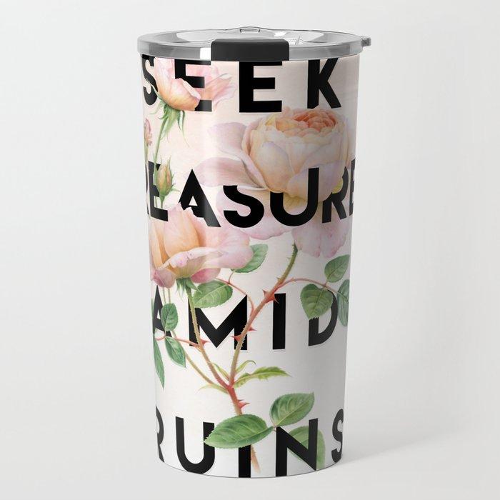 Seek Treasure Travel Mug