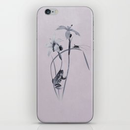 Wildflower Harmony iPhone Skin