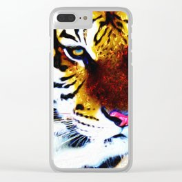 Tamed Clear iPhone Case
