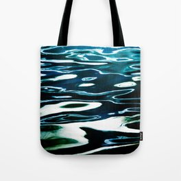 Water 3 Tote Bag