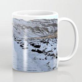 Snow in the Tongariro Coffee Mug