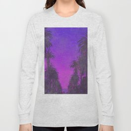 Tropical Nights Long Sleeve T-shirt