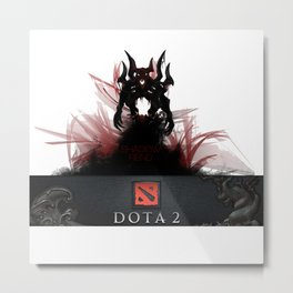 Shadowfiend Dota2 Metal Print
