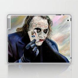 the Joker hahaha Laptop & iPad Skin