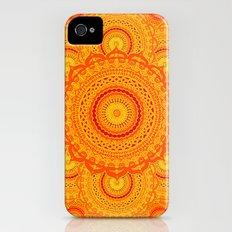 omulyána dancing gallery mandala Slim Case iPhone (4, 4s)
