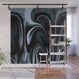 Inversion Mushroom With A Flip And Fluff Wall Mural
