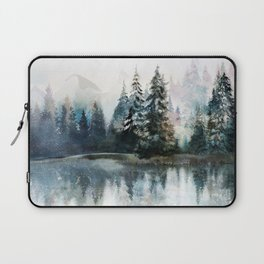 Winter Morning Laptop Sleeve