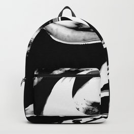 Black Magic 307 Inverted by Sharon Cummings Backpack